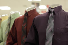 Business mannequins Royalty Free Stock Photos