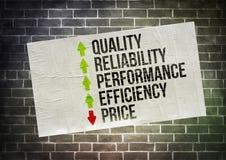 Business market strategy Royalty Free Stock Photo