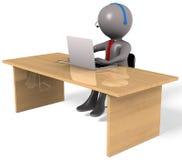 Business Marketing Telemarketing Sales Profits Stock Image