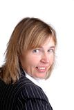 business mature woman Στοκ φωτογραφία με δικαίωμα ελεύθερης χρήσης
