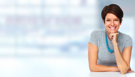 business mature woman στοκ φωτογραφίες