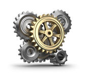 Business mechanism Royalty Free Stock Image