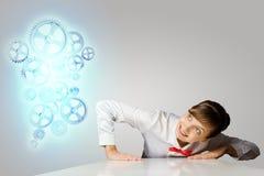 Business mechanisms Stock Photography