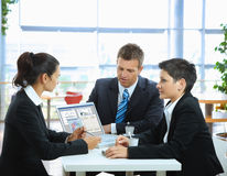 Free Business Meeting Stock Photo - 11494550
