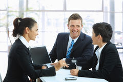 Business meeting Stock Photos