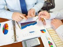 Business meeting. Stock Photos