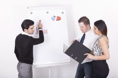 Free Business Meeting Royalty Free Stock Photography - 30026167
