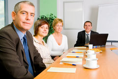 Business Meeting royalty free stock image