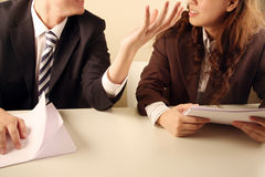 Business meeting Stock Photography
