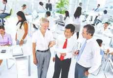 Business Meeting Collaboration Teamwork Brainstorming Concept Royalty Free Stock Photo