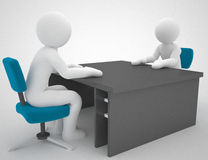 Business meeting concept Royalty Free Stock Image