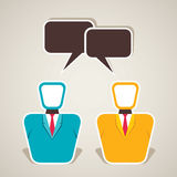 Business meeting concept Stock Images
