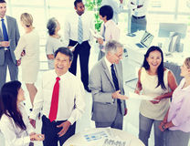 Business Meeting Conference Seminar Collaboration Concept Royalty Free Stock Image