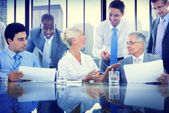 Business Meeting Corporate Office Concept Stock Photo