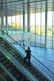 Business meeting, Exhibition and Congress Center of Sevilla, Spain Stock Photo