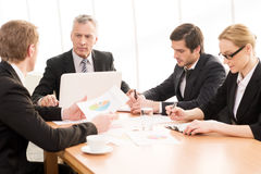 Business meeting. Stock Images