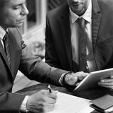 Business Meeting Partnership Startup Work Team Concept Stock Images