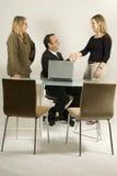 business meeting people Στοκ φωτογραφία με δικαίωμα ελεύθερης χρήσης