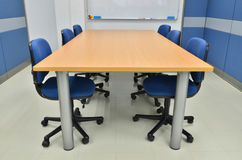 Business meeting room Royalty Free Stock Photo