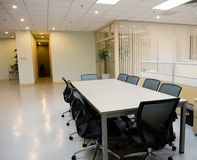 Business meeting room Royalty Free Stock Image