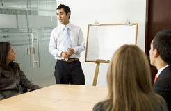 Business meeting success Royalty Free Stock Photos