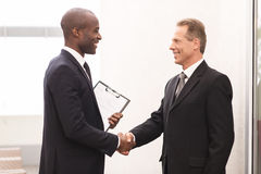 Business meeting. Royalty Free Stock Photo