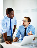 Business meeting Stock Image
