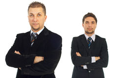 Business men Royalty Free Stock Photos