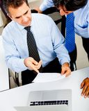 Business men Royalty Free Stock Photo
