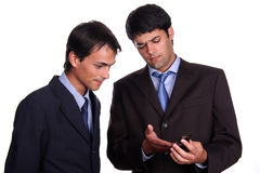 Business men Royalty Free Stock Photography
