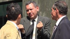 Business Men Disagreement Royalty Free Stock Images