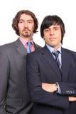 Business men portrait Royalty Free Stock Photos