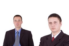 Business mens stock images