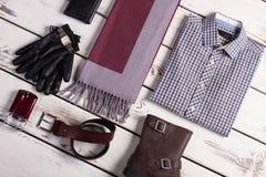 Business menswear. Royalty Free Stock Photos