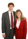 Business Mentoring Royalty Free Stock Photos