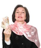 Business millionaire Stock Photography