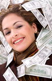 Business millionaire Royalty Free Stock Image