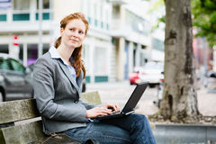 Business - Mobile Workplace Stock Images