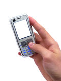 Business mobilephone Stock Photography