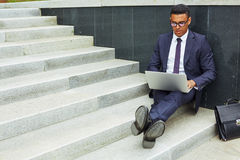 Business mobility Stock Photography