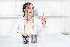 Business model Royalty Free Stock Image