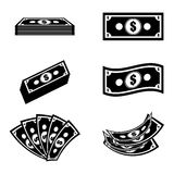 Business and money design. Business and money design, vector illustration eps10 Royalty Free Stock Photos