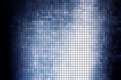Business mosaic. Tech business background Stock Image