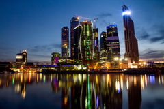 Business Moscow Stock Photo