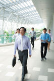 Business in motion Stock Photography