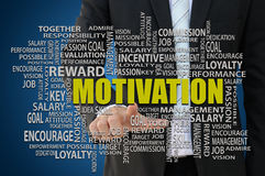 Business Motivation Concept Royalty Free Stock Photo