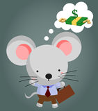 Business Mouse Stock Photography