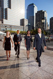 Business on the Move Royalty Free Stock Images