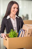 Business move Royalty Free Stock Photography