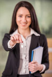 Business move Stock Image